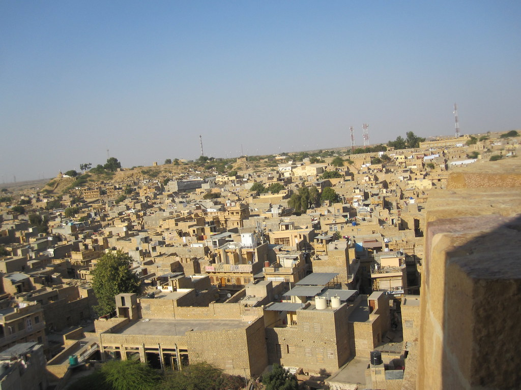 Jaisalmer From Fort