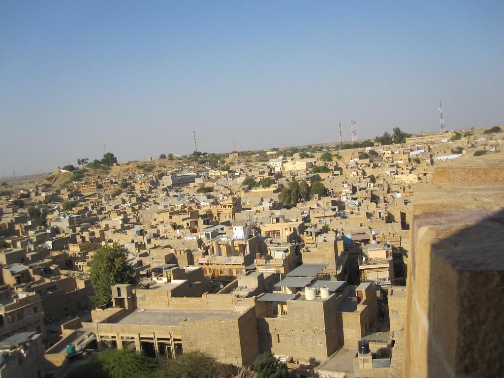 Jaisalmer From Fort
