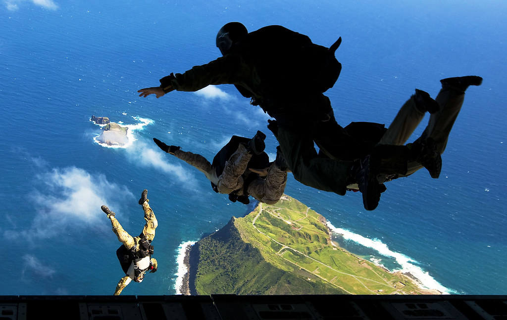 How to fall properly … from really high | How to Survive Insanely High Falls
