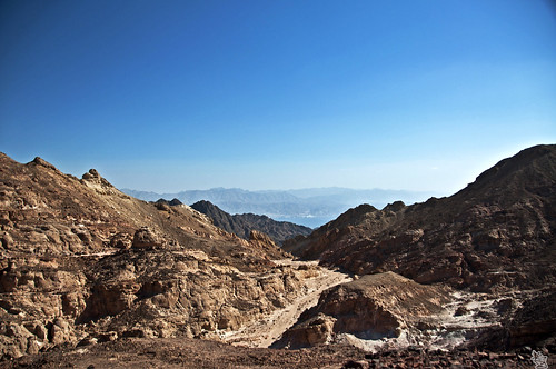 Eilat Mountain - Israel