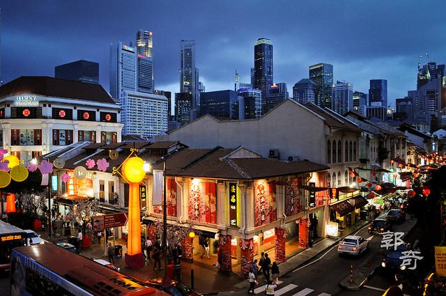 Chinatown, 2011