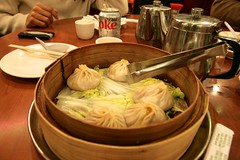 hot pot(0.0), dim sum food(1.0), meal(1.0), supper(1.0), xiaolongbao(1.0), food(1.0), dish(1.0), cuisine(1.0),