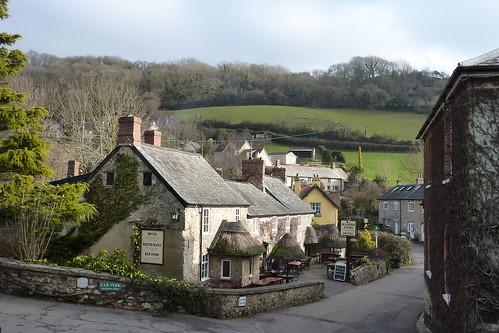 Devon Branscombe - Mason's Arms