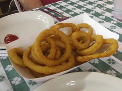 Fillin' Station, Lampe, MO, Onion Rings