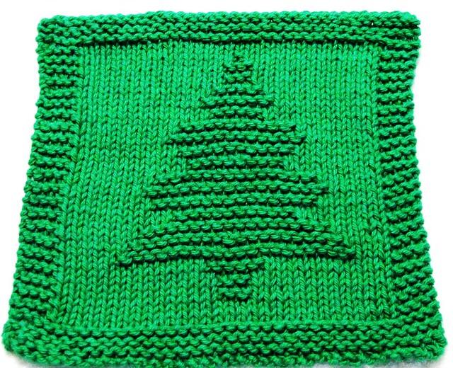 Elephant Washcloth Knitting Pattern : CHRISTMAS TREE Flickr - Photo Sharing!