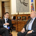 Secretary General Meets with Serbian Foreign Minister