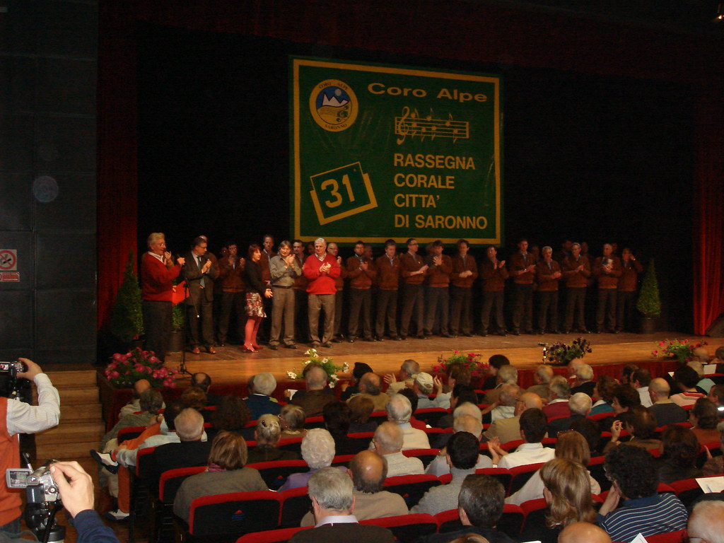 31ª Rassegna Città di Saronno