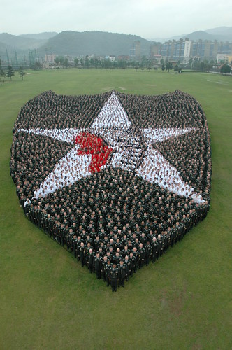 2ID Living Insignia - Historic Photo - 21 May 2009 - US Army Korea - Second Infantry Division