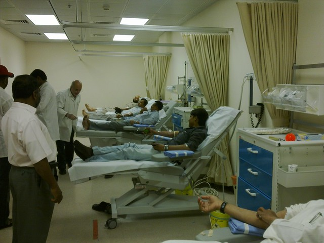 TNTJ organizes blood donation camp in Saudi Arabia