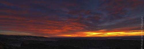 sky usa sun colors clouds sunrise landscape michael nikon colorado view denver hills micha plains morrison schaefer d300