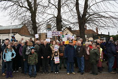Save Leiston Library 5 Feb 2011 021