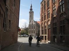 Cities in Belgium