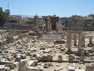 Auxiliary Excavations at Baalbek (I)