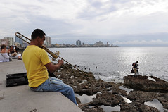 Cuba 2010 - Havana, Malecón