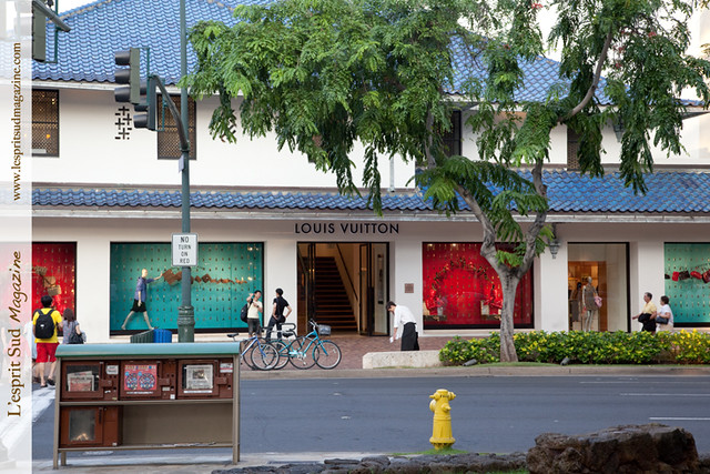 Louis Vuitton boutique - Honolulu (Kalakaua Ave.)