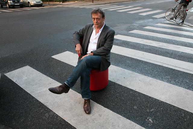 Patrice Chéreau par Florent Michem