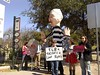 TLR Rally - H _ _ L no, we want to sue you H Simmons