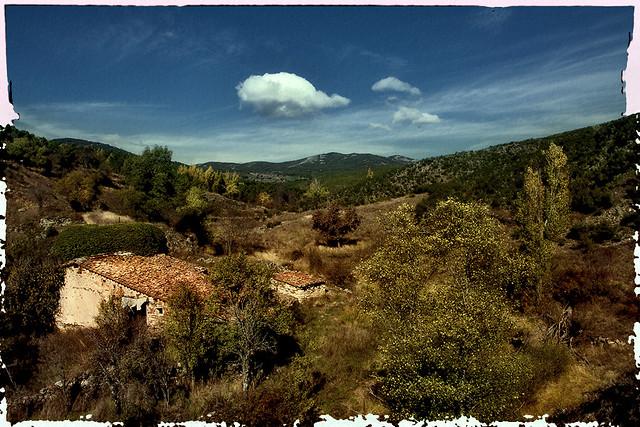 La Sierra Pobre en la Comunidad de Madrid
