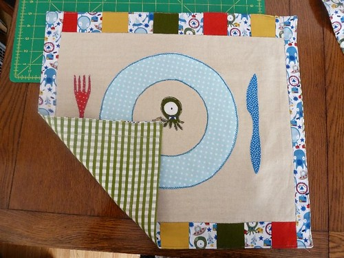 Urban Home Goods Swap - Placemats