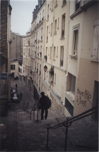 au coin de la rue ~ Paris #2 (random post)