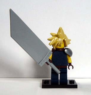 BrickCommand Buster Sword Review