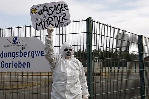 Fukushima-Protest