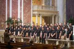 St. John's University (Collegeville, MN) Men's Choir 2