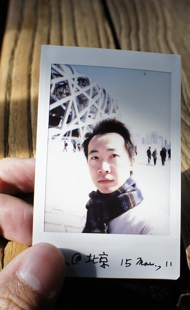 在上海補拍北京 XD