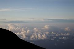 The Big Island From Maui