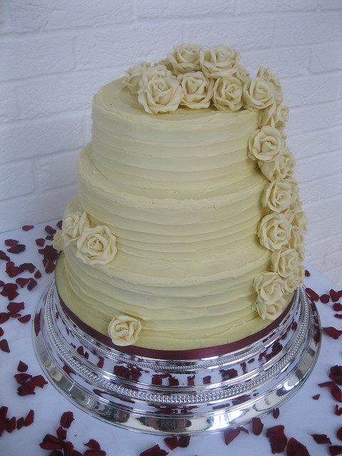 chocolate ganache wedding cakes pictures white chocolate ganache wedding cake flickr photo 12717