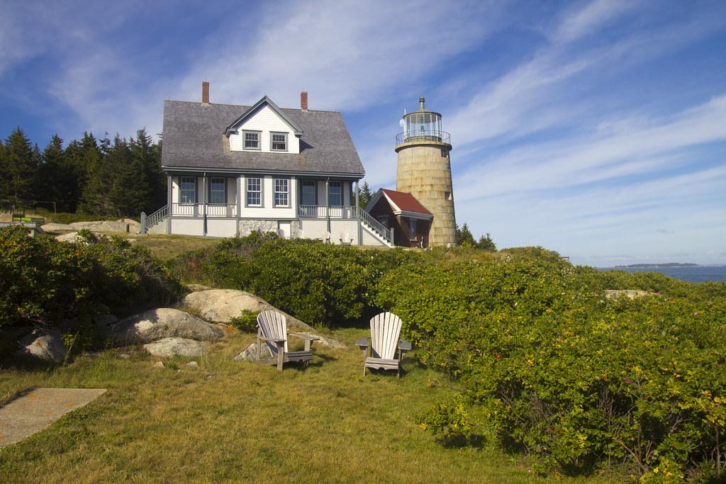 Vrbo Spruce Head Island Maine