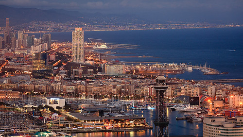 Barcelona- photo by Pedro Kok