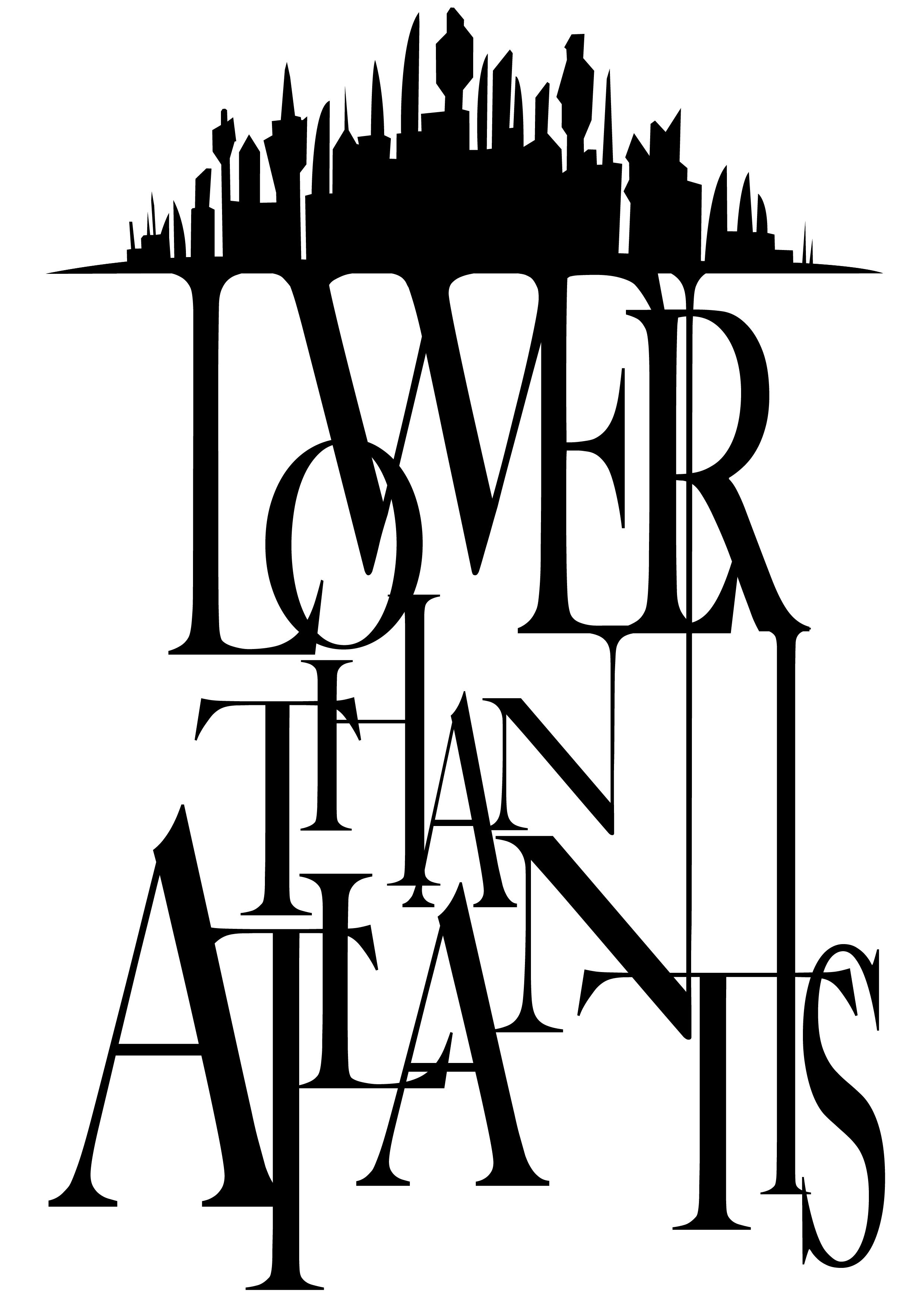 Lower Than Atlantis Logo Original 2480 × 3508