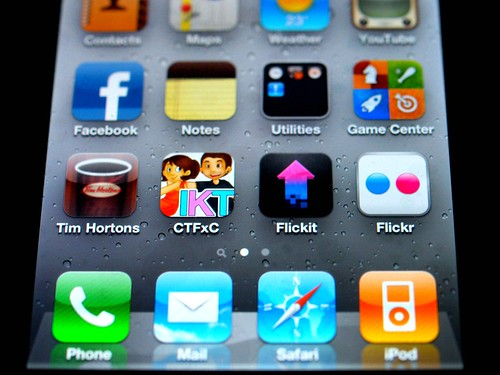 [24/365 | 24.01.365] There's an App for that!