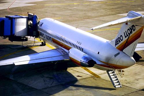 DC-9 Aero LLoyd