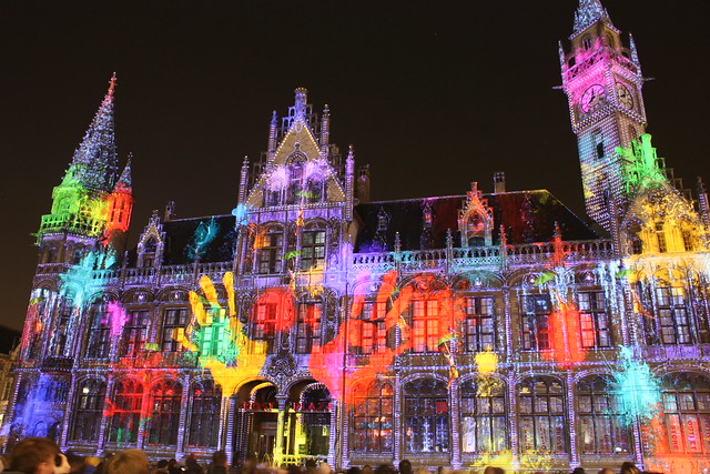 Light Festival -Ghent