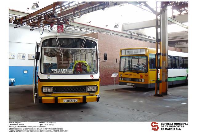 EMT 3541 y 3195: sustituto y sustituido