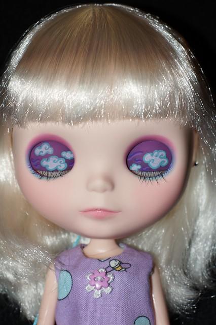 Up, Up & Away Custom #6~Eyelid Detail