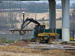 Mecalac Excavator