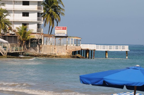 Empress Restaurant low tide