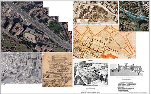 Rome - The Metro C Archaeological Surveys (2006-11): The Via dei Fori Imperiali / the Velia Hill & the Palazzo Rivaldi Station (S10 - b1 - b2 -b3).