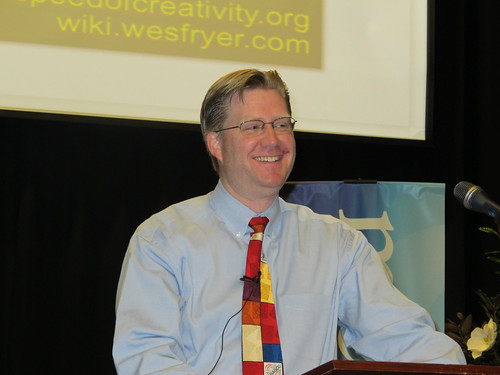 Wesley Fryer at MECA 2011