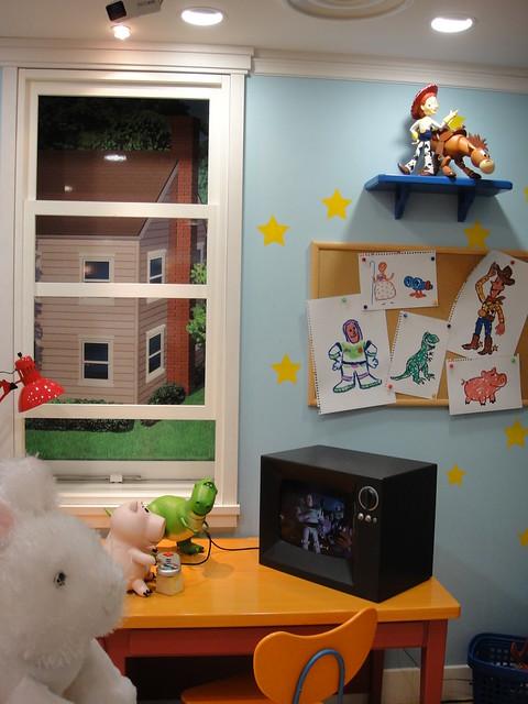 Toy Story Bedroom Decor