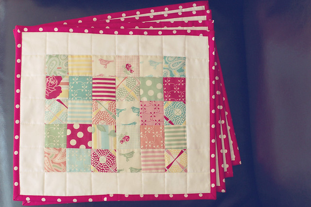 5479875752 45faaac6c6 for Small square placemats