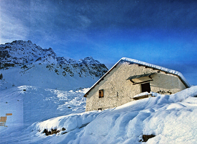 Chalet Blanc & 2179 m