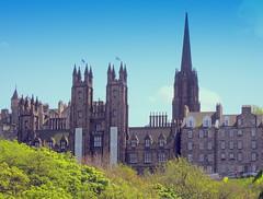 UK, Scotland. Edinburgh