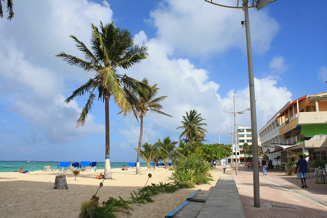 Main Beach in San Andres (photo: flowizm)