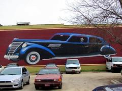 Lincoln in a Lincoln