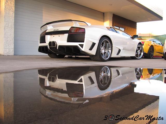 White Premier4509 Lamborghini