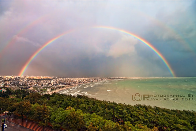5515244636 5e8a3b170e z Flickr Spotlight   Striking Images Of Rainbows Around The World